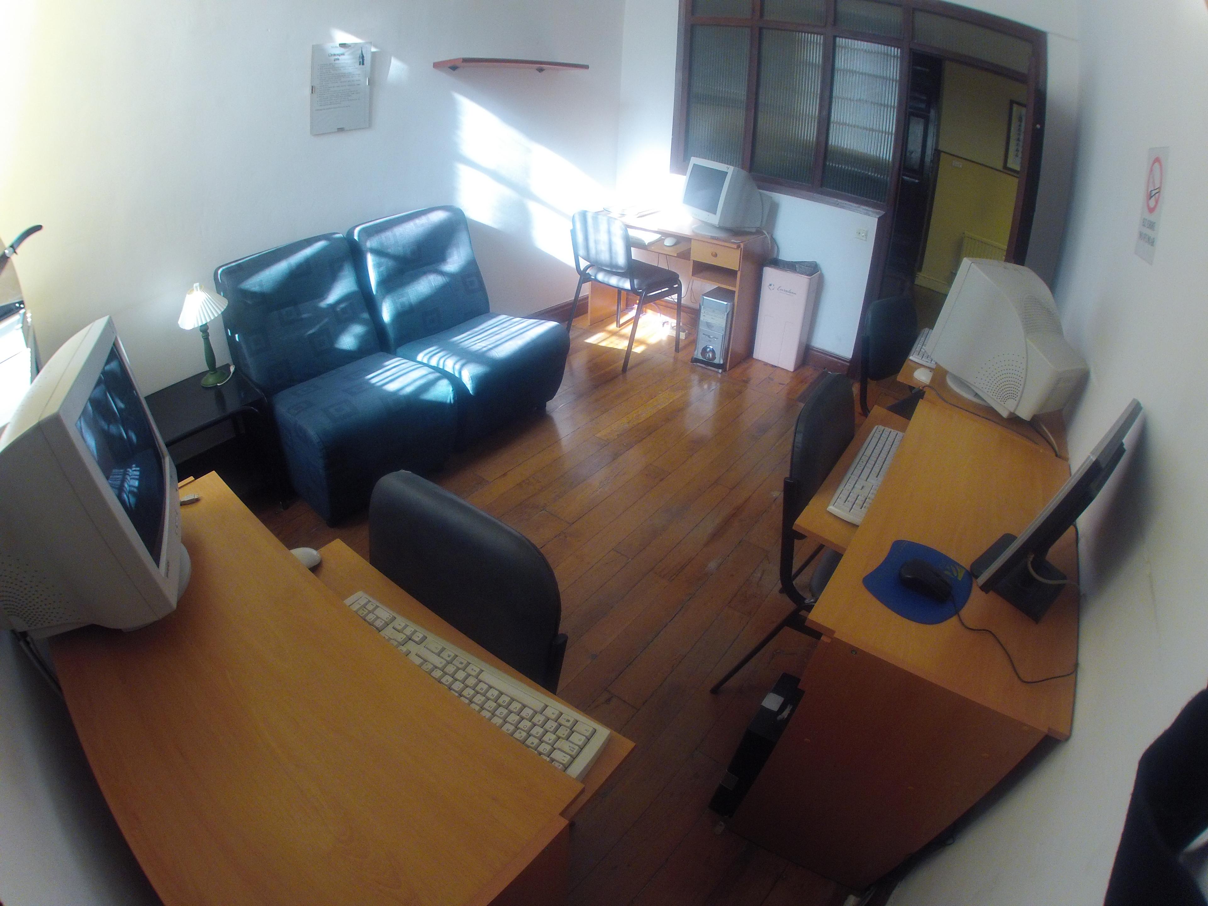 Residencia Universitaria SAN JOSE - Sala ordenadores
