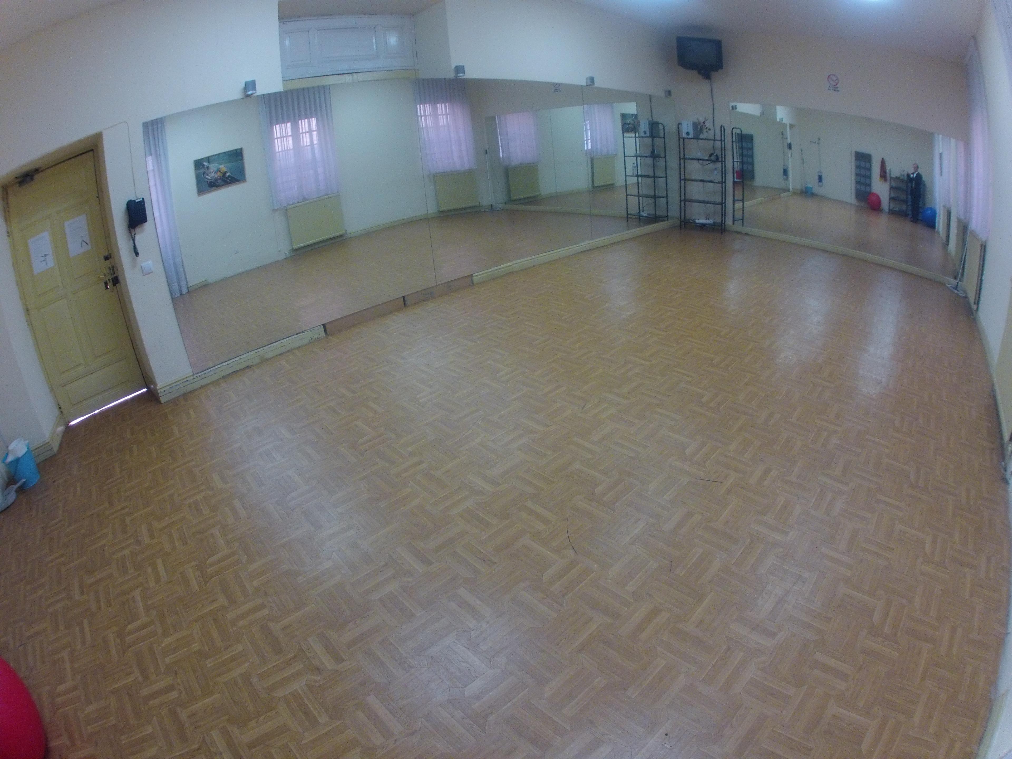 Residencia Universitaria SAN JOSE - Sala Baile