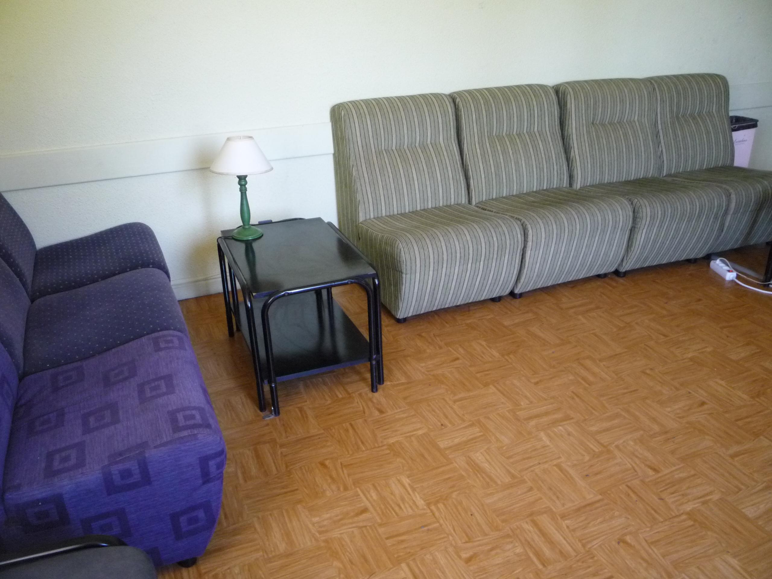 Residencia Universitaria SAN JOSE - Sala Estar