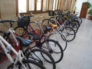 Residencia Universitaria SAN JOSE - Parking Bicis