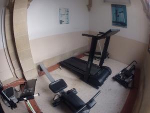 Residencia Universitaria SAN JOSE - Sala Máquinas