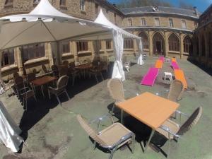 Residencia Universitaria SAN JOSE - Terraza