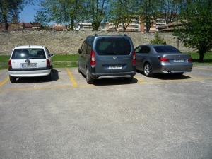 Residencia Universitaria SAN JOSE - Parking