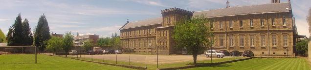 Residencia Univ. San José Univ. Egoitza